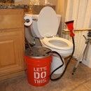 Toilet To Tap? No.  Toilet To Toilet? Yes!