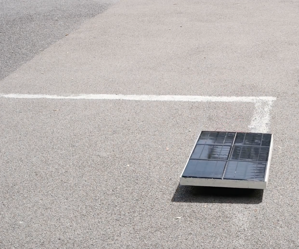 Solar Powered RC Car