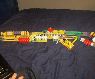 Plasma Rifle (not From Halo)