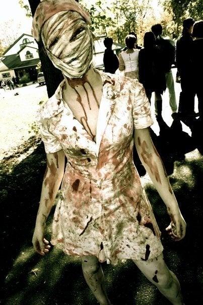 Silent Hill Nurse Costume