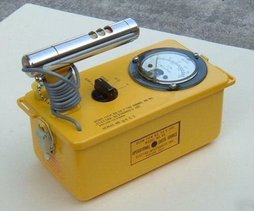 CDV-700 ENI geiger counter essential upgrades