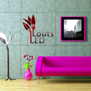 Lotus LED Lamp (Sustainability Natural Environment)