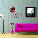 Lotus LED Lamp (Sustainability Natural Environment)