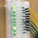 LED Sequence for Arduino: Star Trek Tricorder
