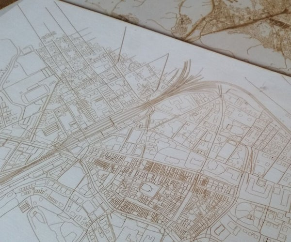 Engrave a Map
