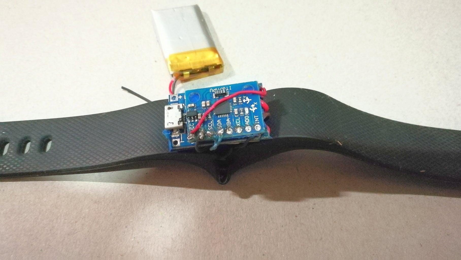 Make the Wearable Band