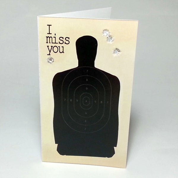 """""""I Miss You"""" Cards"""