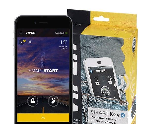 Making the Viper Smartstart Phone App Even Cooler!
