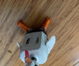 Chicken From a DC Motor