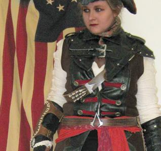 Aveline Costume - Assassin's Creed
