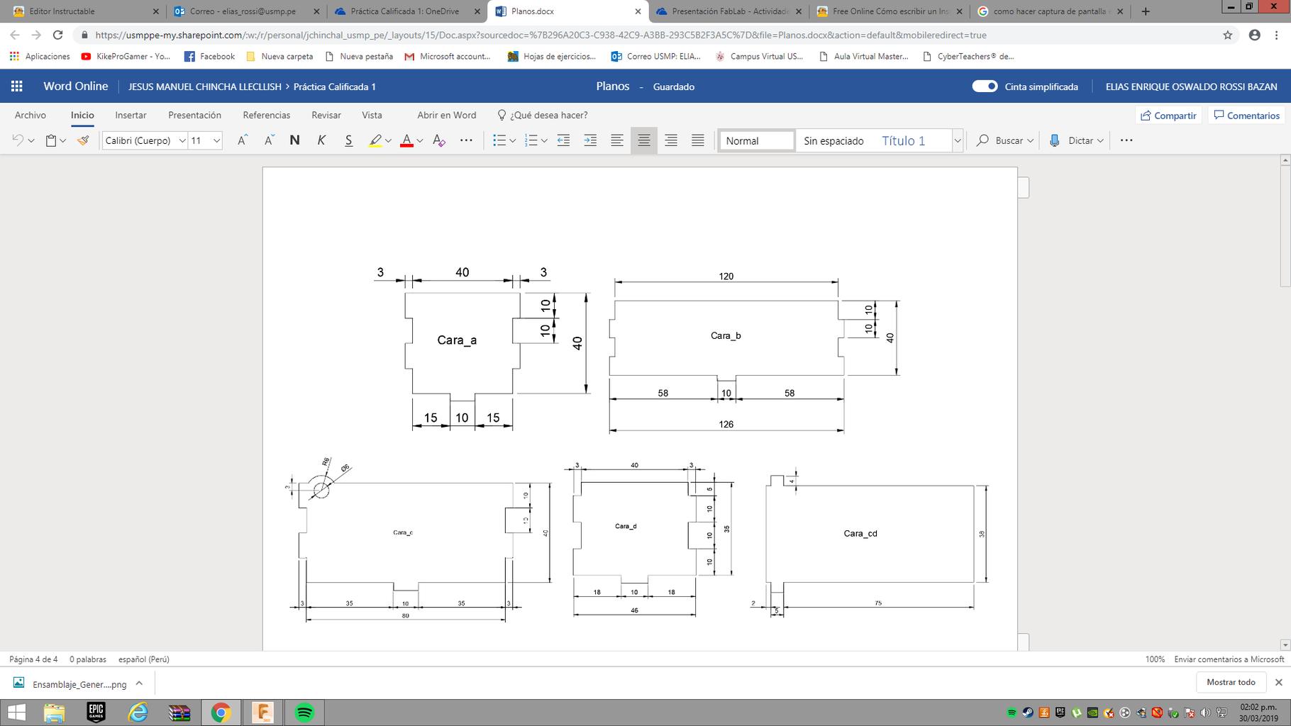 Pasos Para Diseñar Y Crear Una Cuenta De Autodesk Fusion 360.