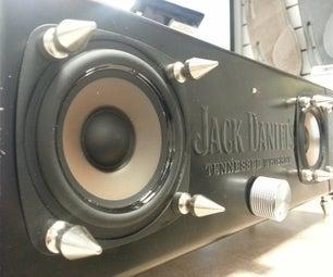 JACK DANIELS BOOMBOX