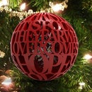 The Christmas State of Mind Ornament