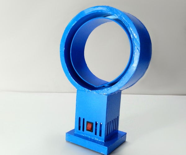 How to Make Dyson Fan at Home