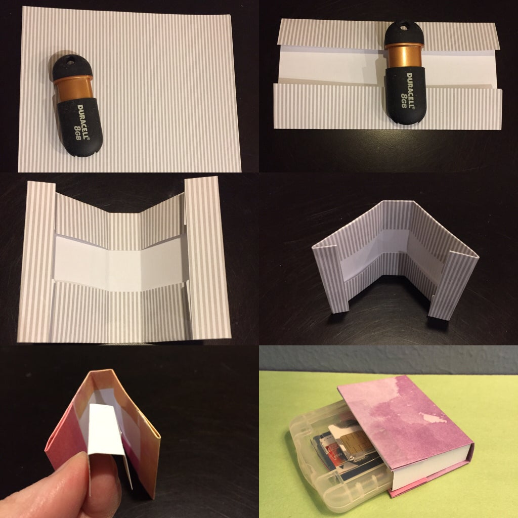 Step 2: Make Your Books