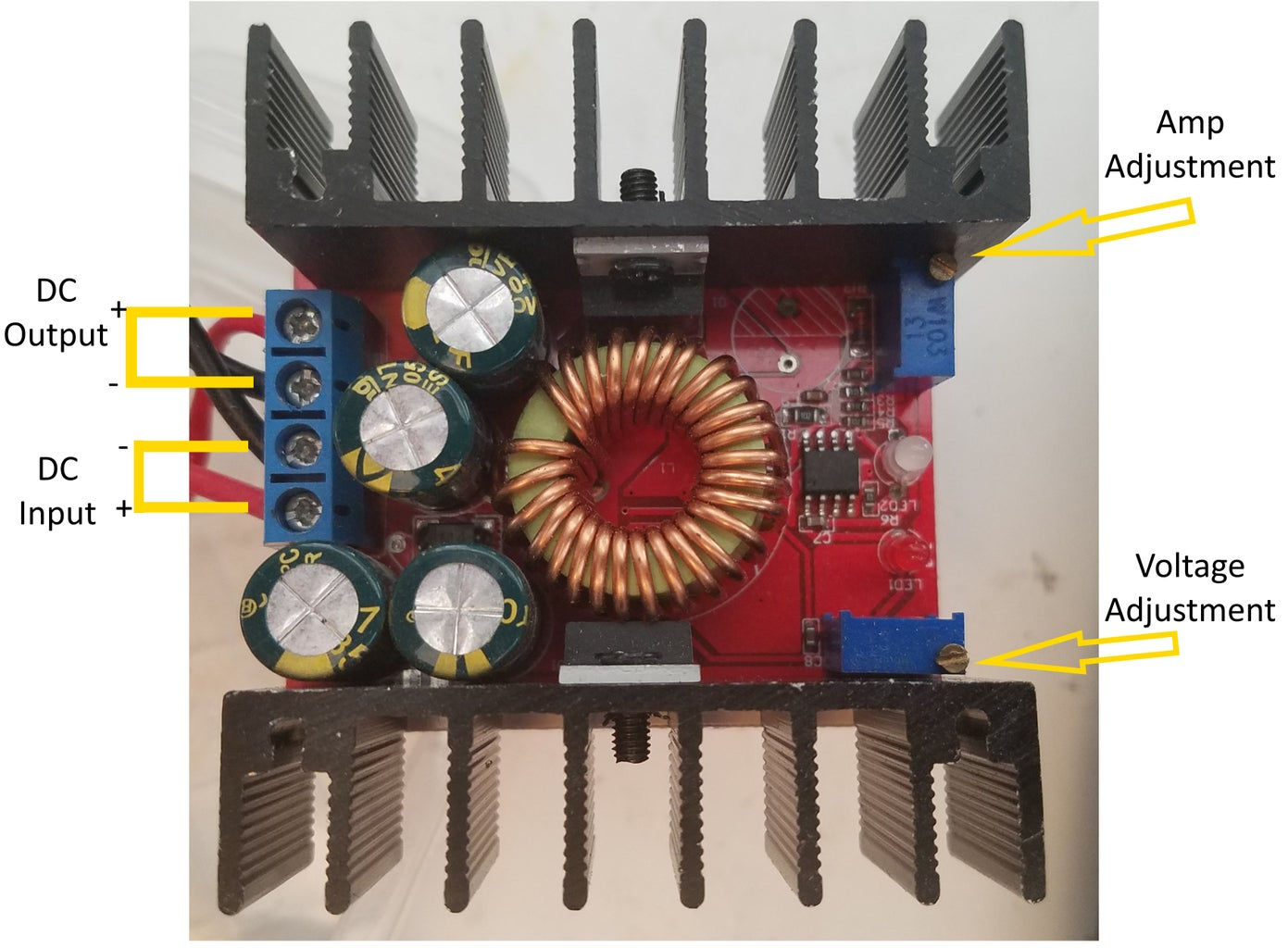 Tuning Your DC-DC Stepdown Converter Part 1