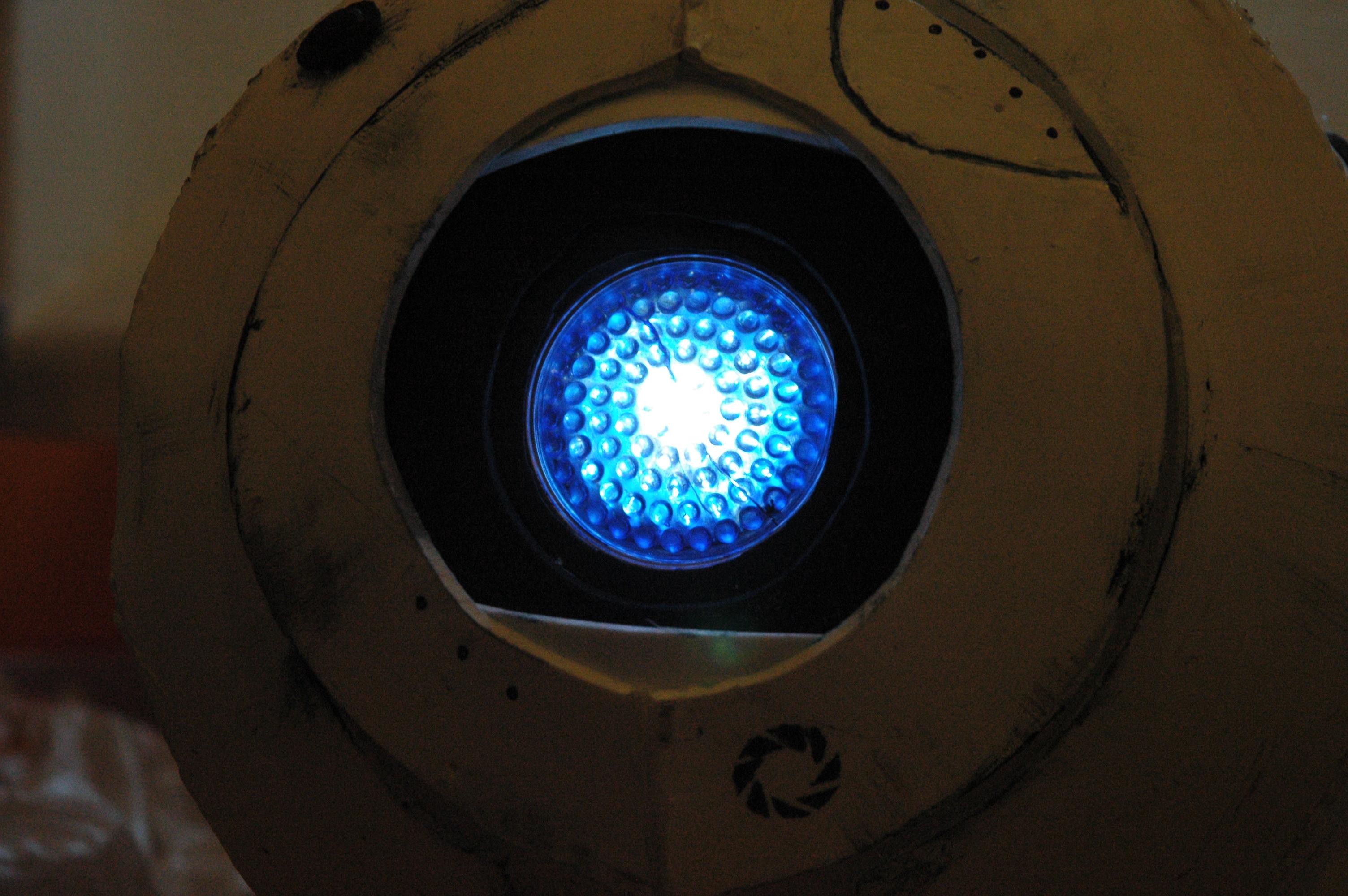 Portal 2 Wheatley prop