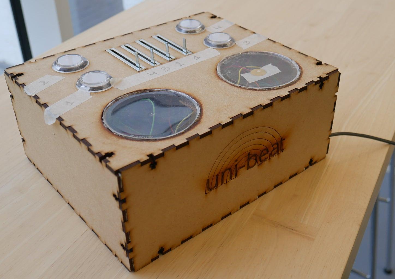 Arduino Midi-controller With a Twist