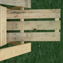 2x4 Adirondacks Lawn Chair