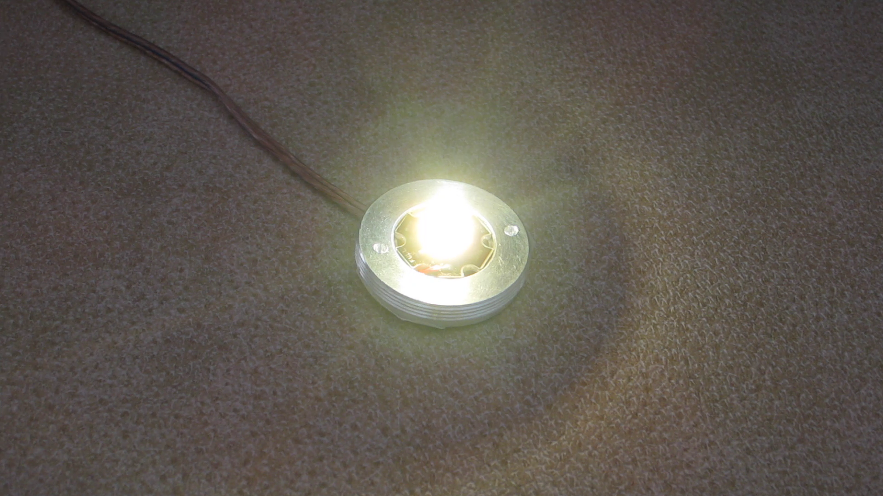 Adjust the Color of the LED