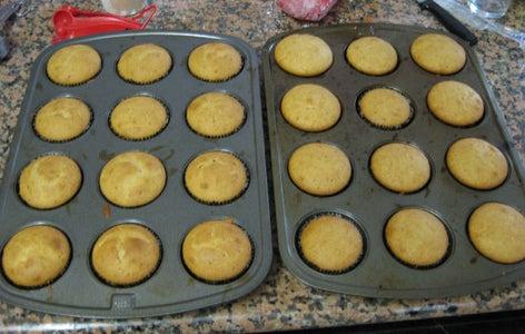 Prepare the Cupcakes