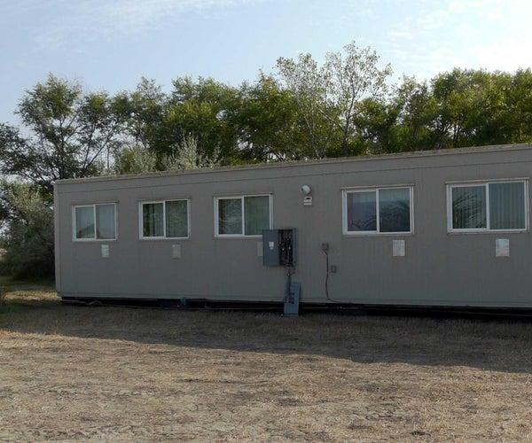 Getting a Man Camp Module