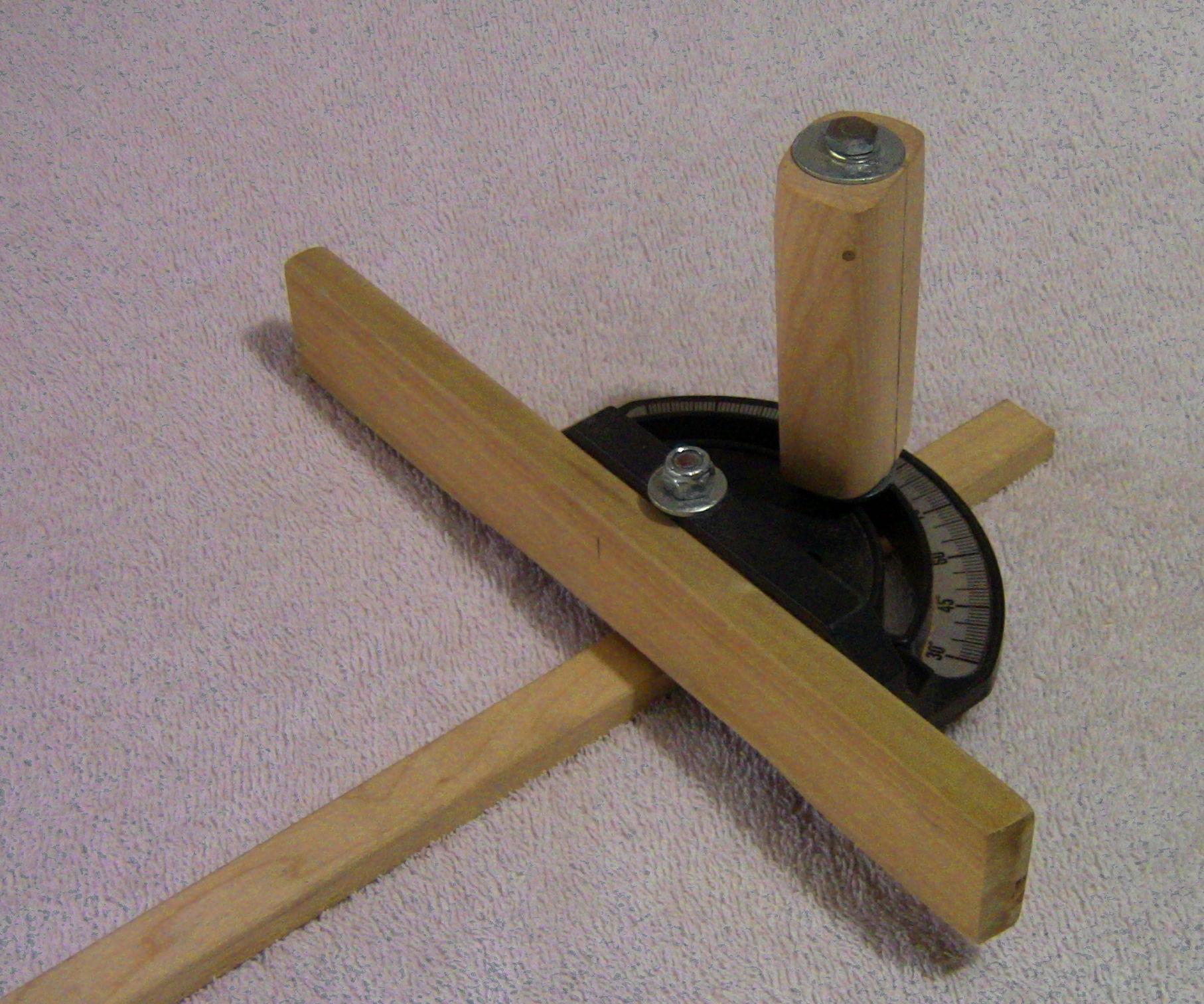Custom Cross-cut Sled for Table Saw