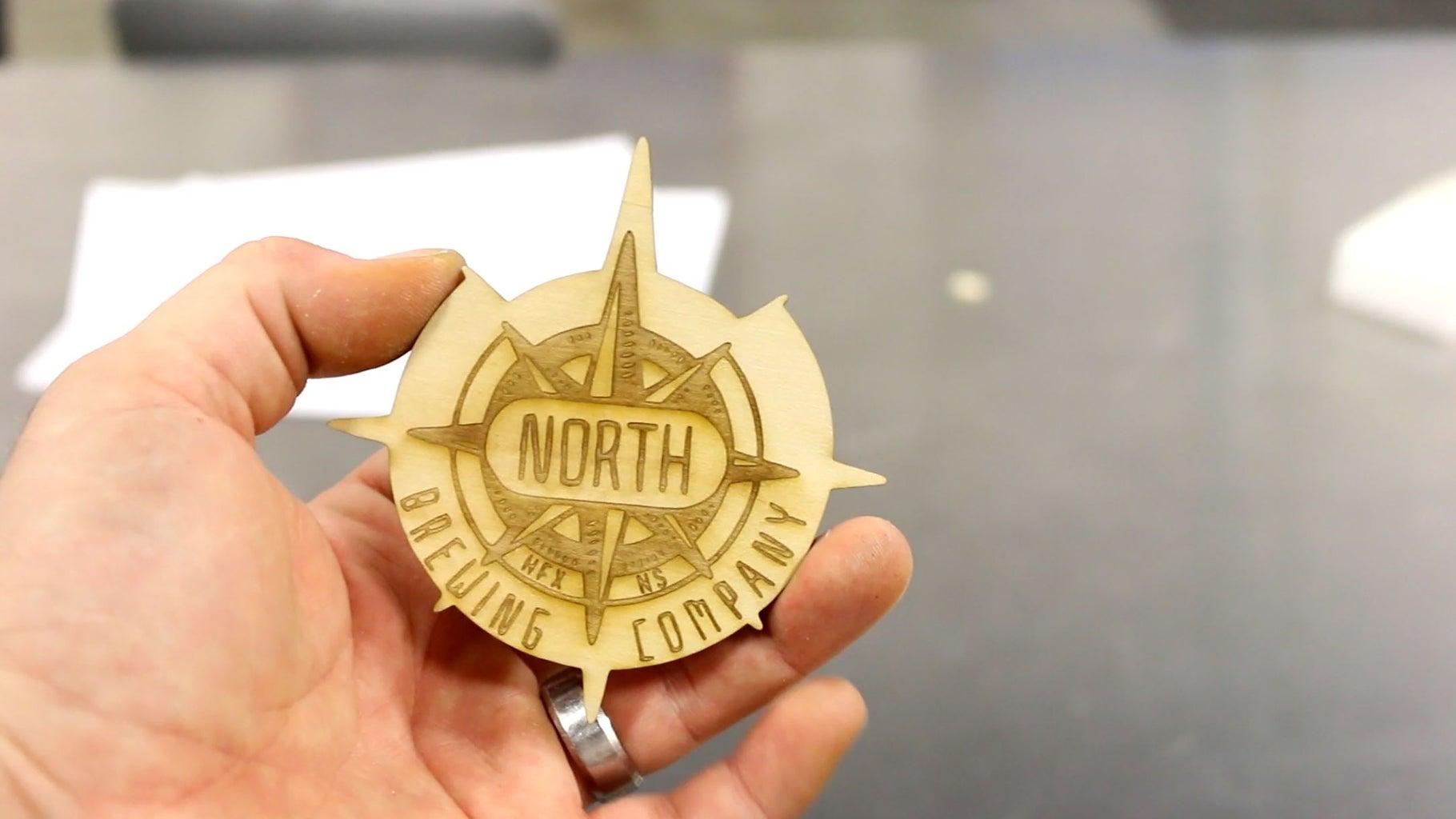 Coaster 2: North Brewing Company