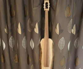 Electric Upright Bass (EUB)