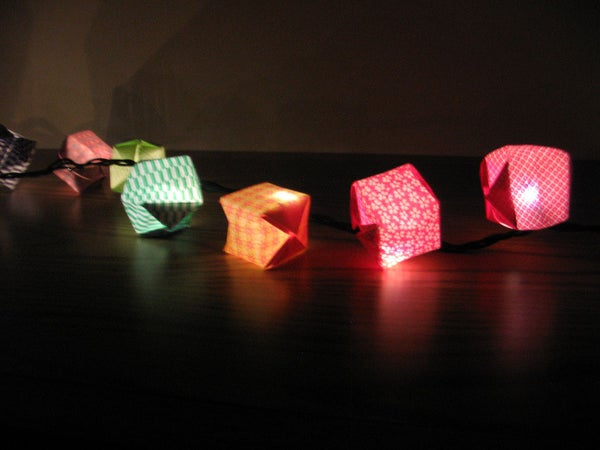 Instant Party Paper Lanterns