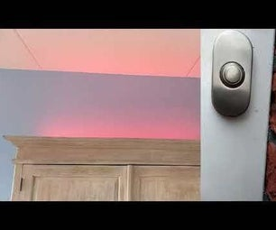 Doorbell Notification for Hearing Impaired Via Home Automation (ESP-now, MQTT, Openhab)