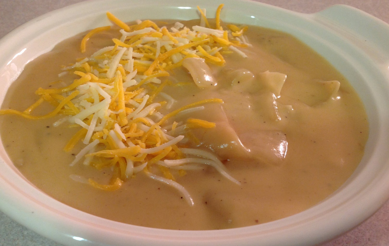 Outbacks Creamy Onion Soup