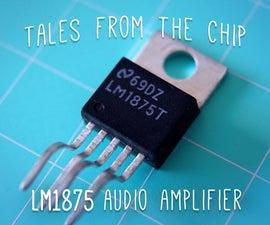 来自芯片的故事:LM1875音频放大器