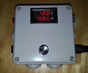 Power Supply - Alimentatore Regolabile 1,5/20v
