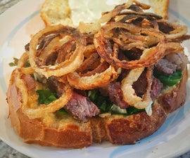 Best Leftover Steak Sandwich