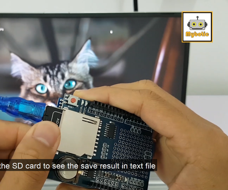 Tutorial: How to Use Arduino Data Logger Shield to Save Data and Time to SD Card