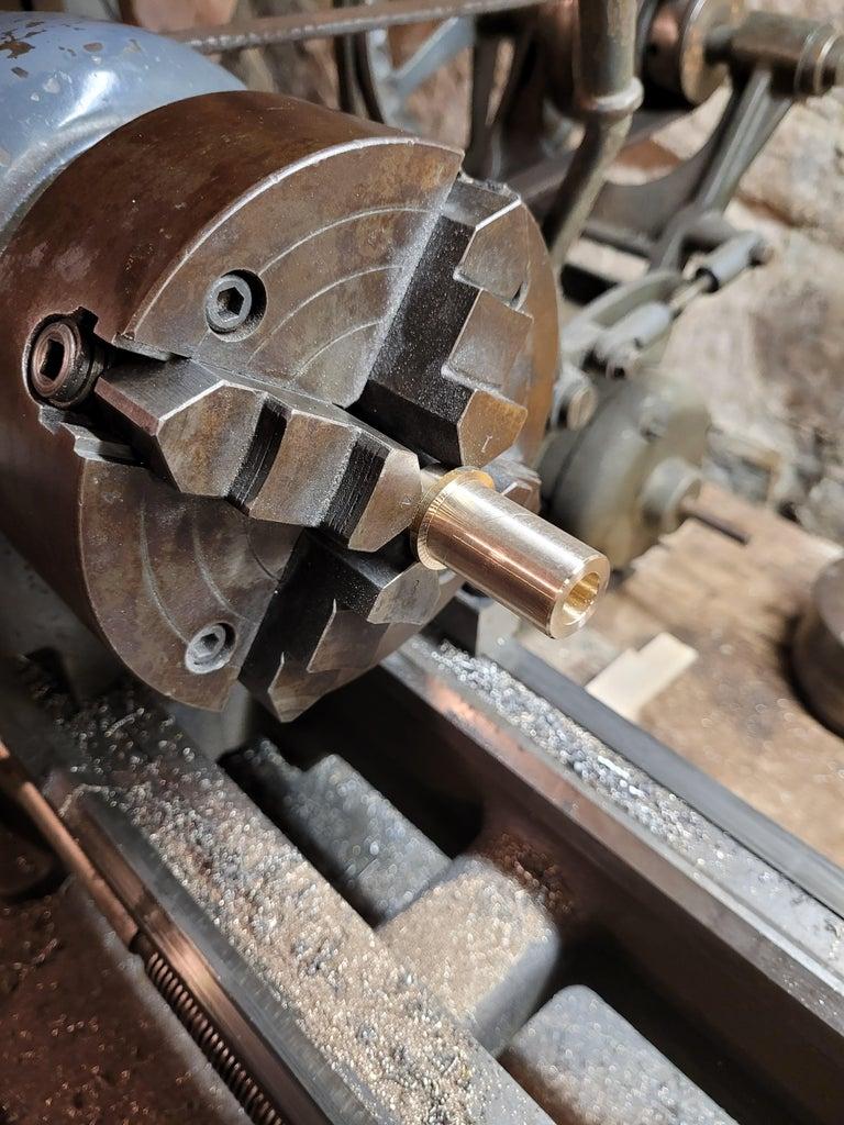 Bearings and Bottom Plug
