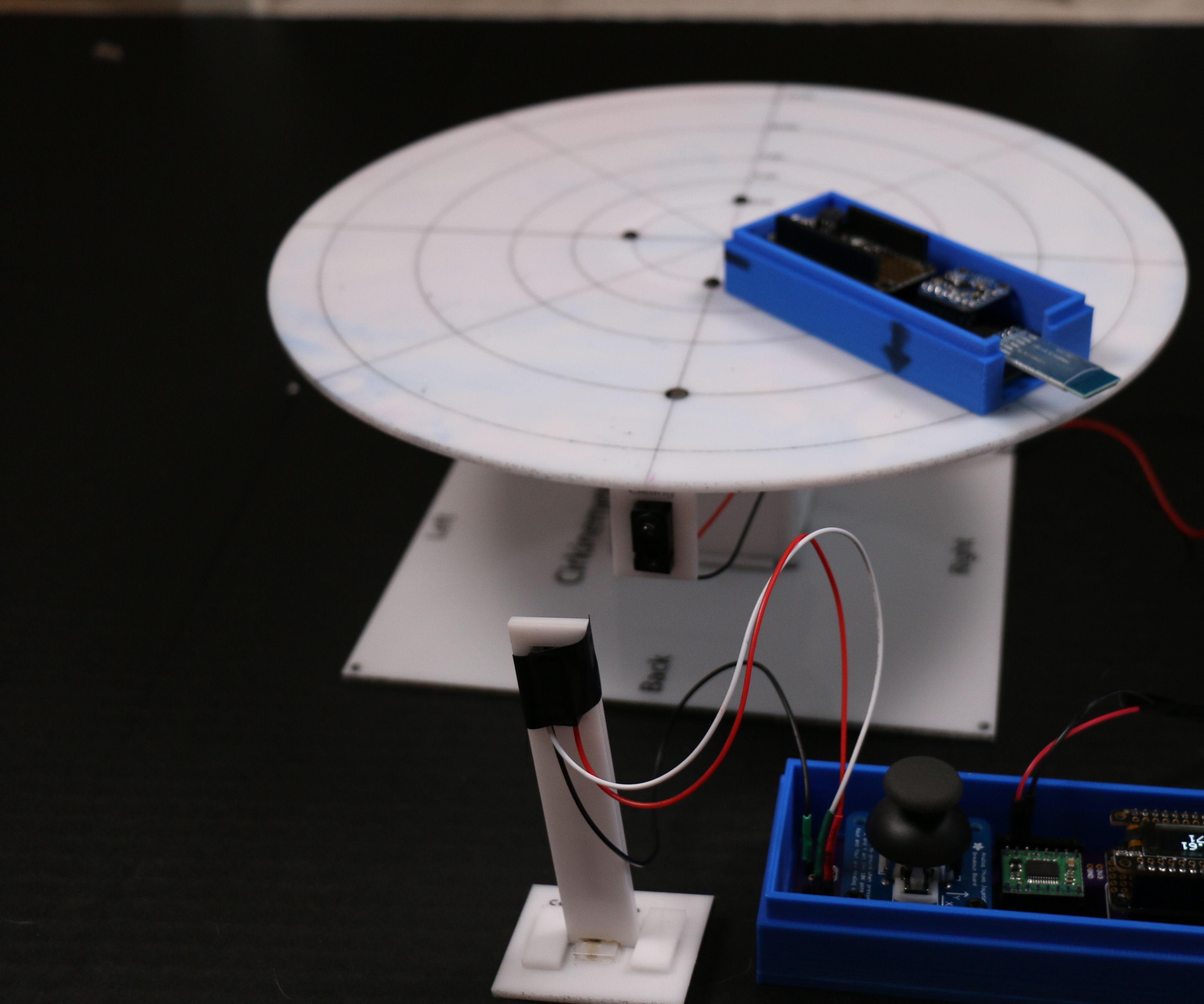 Cirkinemeter: Arduino-Based Circular Kinematics Platform