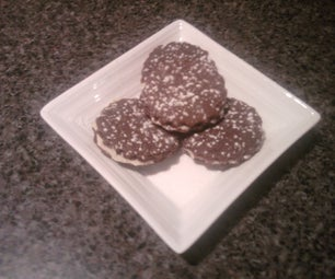 Cookies and Cream Biscuits