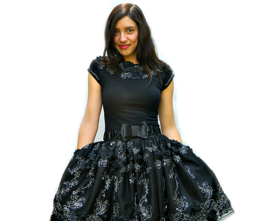 How to Make a Party Dress