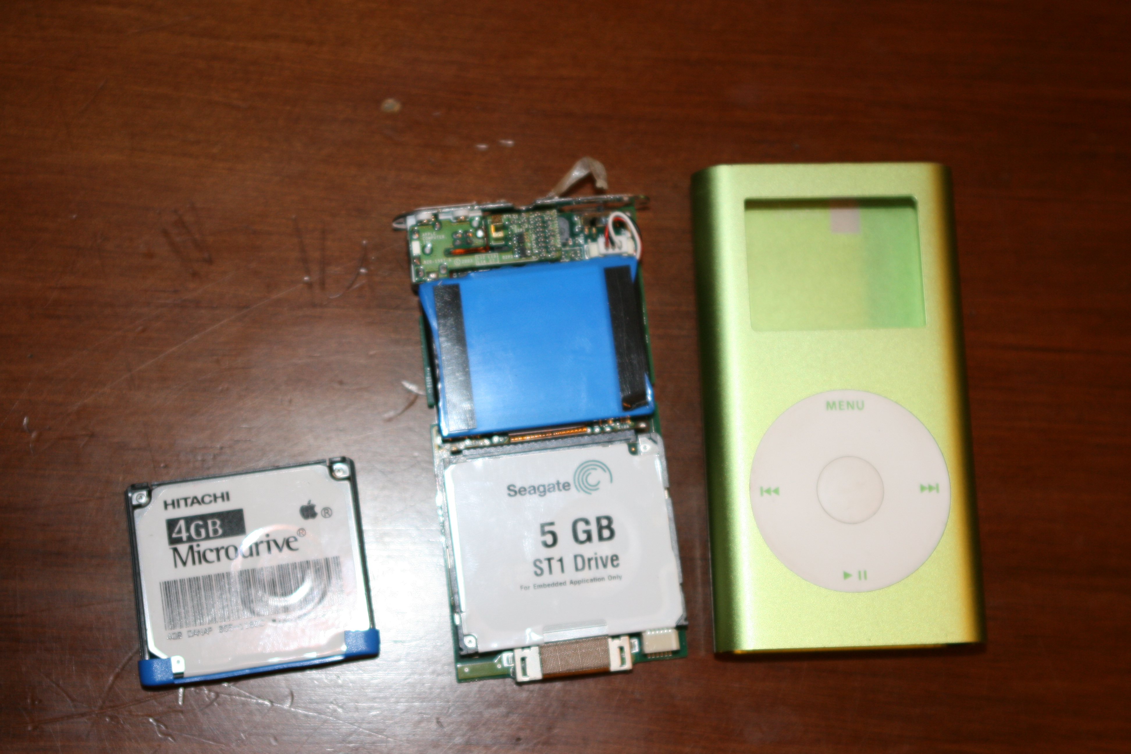 Add More GB to your iPod Mini