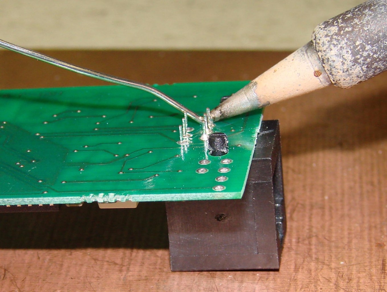 Simple PCB Soldering
