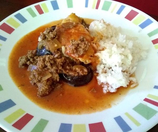 Egyptian Moussaka: a Family Recipe