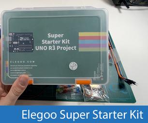 Elegoo Super Started Kit Uno R3 Review