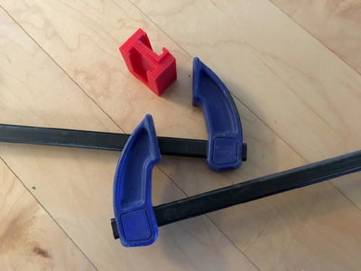 Frankenclamp: the Clamp Connector