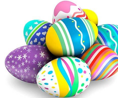 Easy Easter Eggs