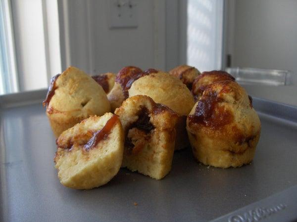 Guava Paste Muffin