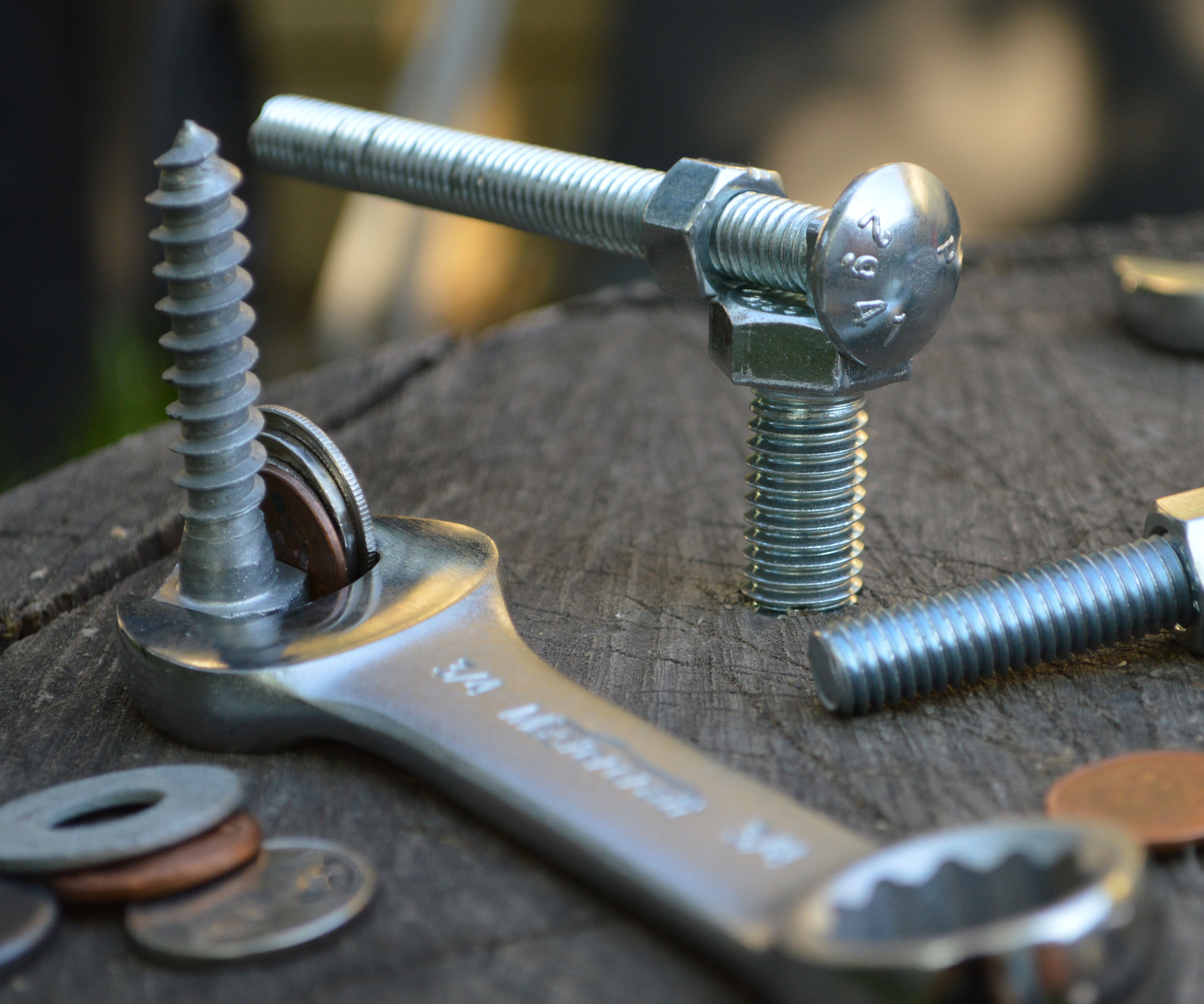 How to Loosen or Tighten Nuts and Bolts With the Wrong Size Wrench