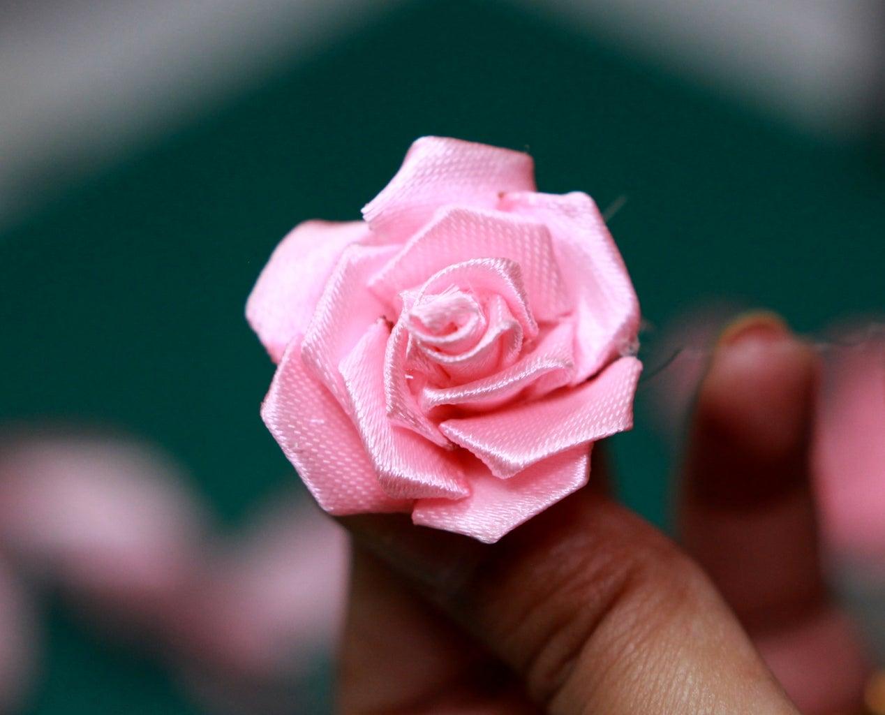 Making Roses