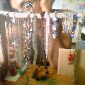 Make a Display Stand for Necklaces!